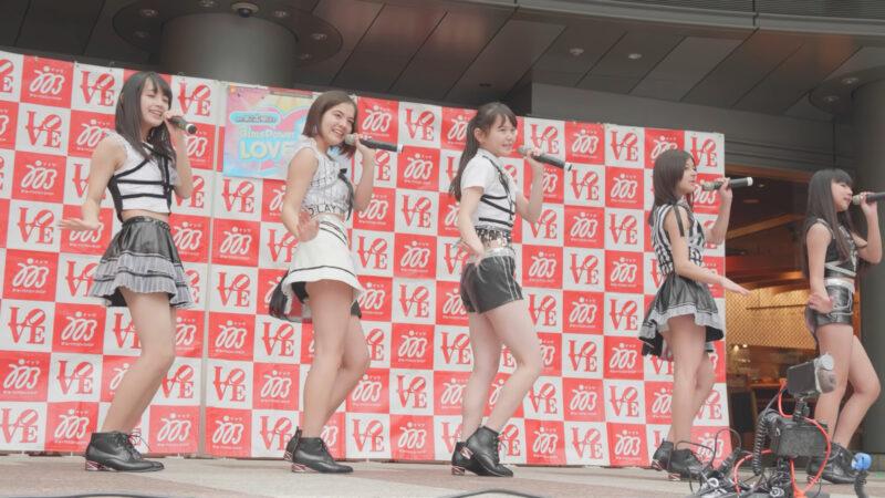 NiceToMeetYou 新宿アイランドit's prsent  GIRLS POWEP LOVE 祭り 20190112 13:01