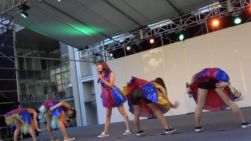 2017年第59回三田祭 11/25 アイドルコピーダンスCiel② 00:47