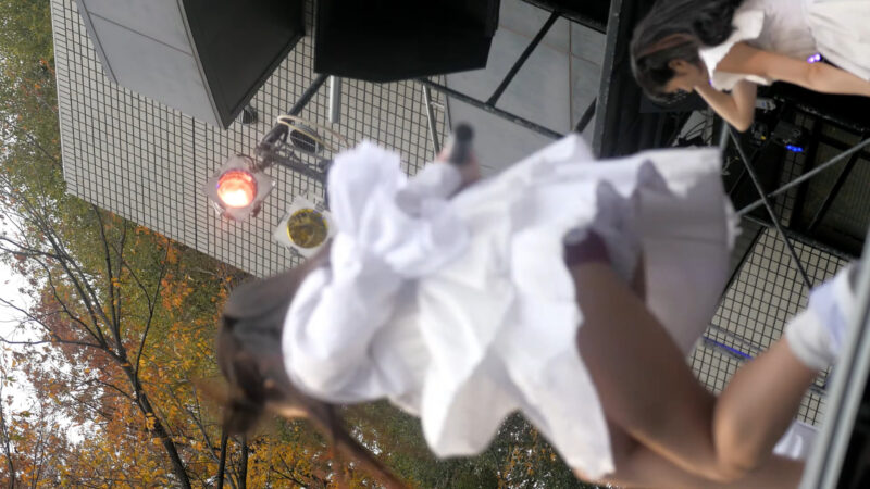 【4K】真っ白なキャンバス 「アイデンティティ」 東京大学 駒場祭 2019.11.24 02:46