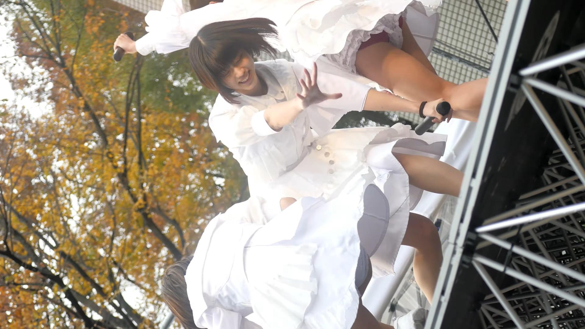 【4K】真っ白なキャンバス 「アイデンティティ」 東京大学 駒場祭 2019.11.24 03:22