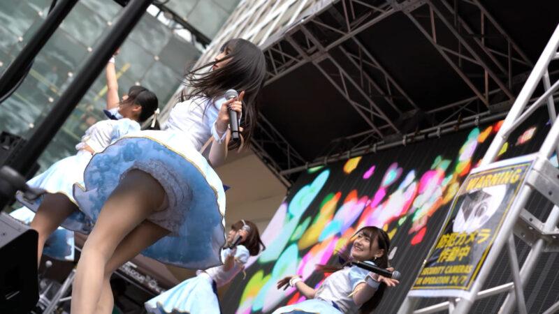 """【4K/α7Rⅲ/SEL55F18Z】アストレイア* (Japanese idol group """"ASTRAIA"""")渋谷パラダイス(シブパラ) 2019年4月29日(祝月) 12:28"""
