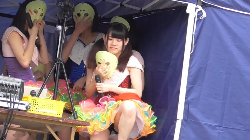 仮面女子候補生WEST  『ハピ☆バデ』 00:11