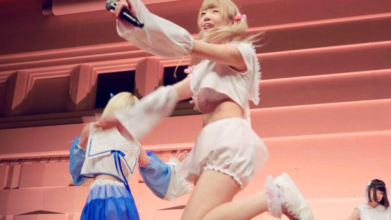 Baby♡♡Holic(ベイビーホリック) 半蔵モン!アイドル祭り 20190713 01:32