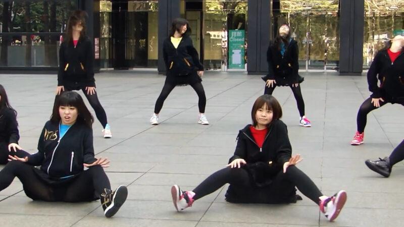 清瀬高校 ダンス部 「Tik Tok」 02:26