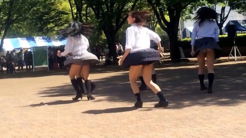 日芸春祭2014 洋舞1年パフォーマンス 02:36
