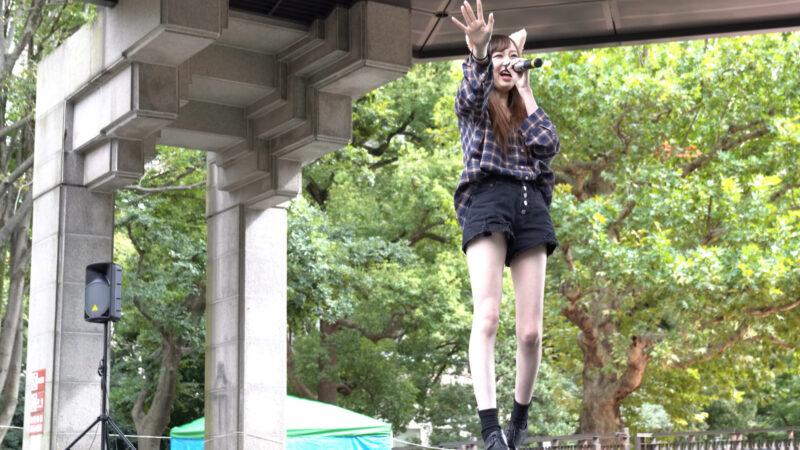 【4K/a7Ⅲ】ボクたち、猫になります。 idol campus vol.182 日比谷公園小音楽堂 2020/09/27 02:40