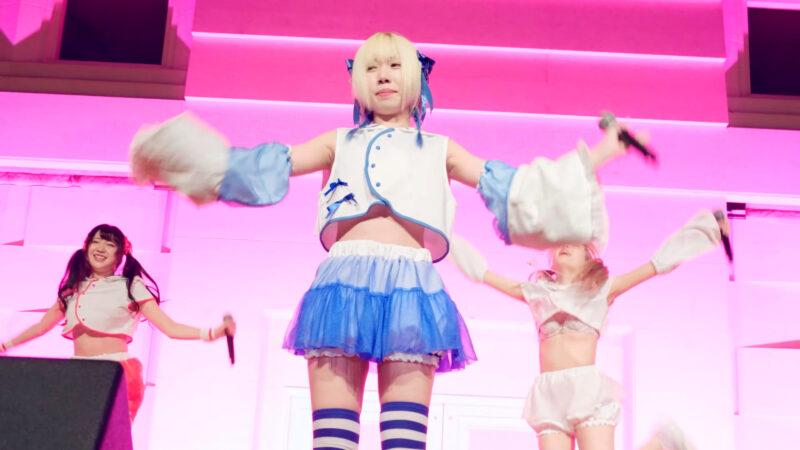 Baby♡♡Holic(ベイビーホリック) 半蔵モン!アイドル祭り 20190713 06:47