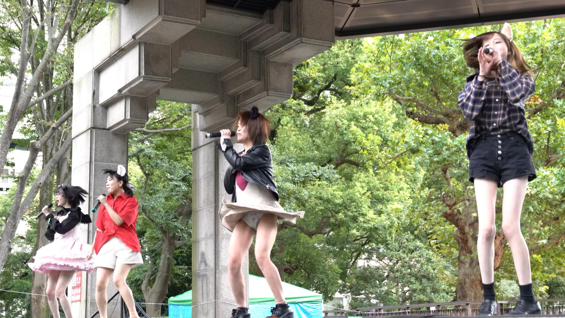 【4K/a7Rⅲ/2470GM】ボクたち、猫になります(Japanese idol group Bokutachi Neko ni Narimasu)IdolCampus2020年9月27日(日 10:40