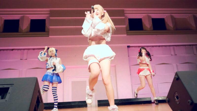 Baby♡♡Holic(ベイビーホリック) 半蔵モン!アイドル祭り 20190713 11:40