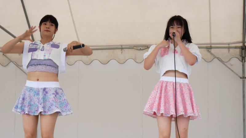 La❀花ノたみ 2019.7.15 豊橋みなとフェスティバル2019 12:00