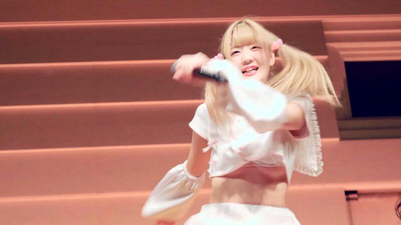 Baby♡♡Holic(ベイビーホリック) 半蔵モン!アイドル祭り 20190713 12:02