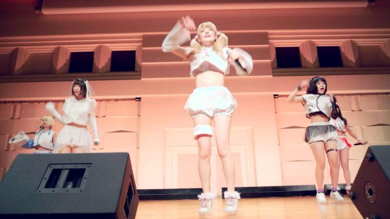 Baby♡♡Holic(ベイビーホリック) 半蔵モン!アイドル祭り 20190713 14:16