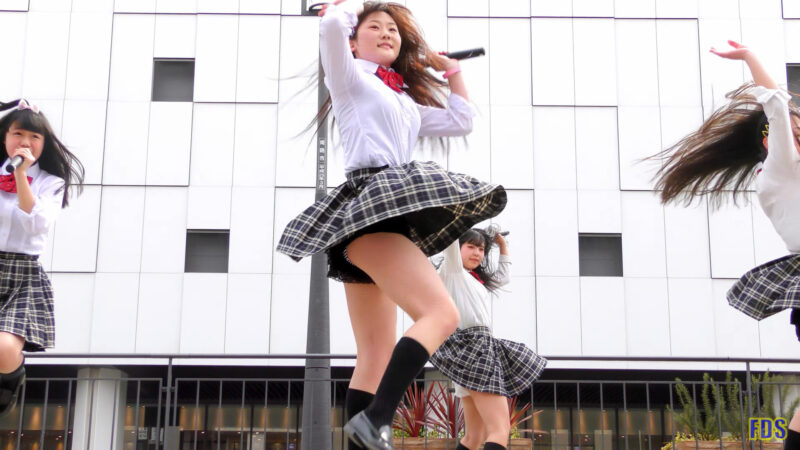 [4K] Culumi 「地獄大夫」 堺・泉州ご当地アイドル ライブ Japanese idol group 00:15