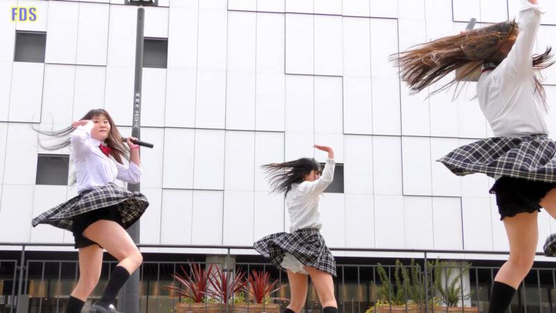 [4K] Culumi 「地獄大夫」 堺・泉州ご当地アイドル ライブ Japanese idol group 00:37
