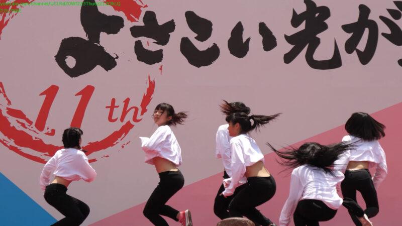 [4K 60p] 井草高校 ダンス部 IgnitionT - Vibe 00:38