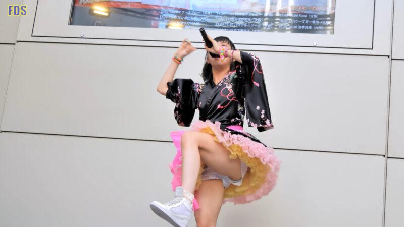 [4K] 森下華奈子 「君の笑顔が好きだから / スタートライン」 アイドル Japanese idol singer 01:50
