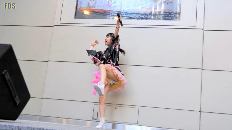 [4K] 森下華奈子 「君の笑顔が好きだから / スタートライン」 アイドル Japanese idol singer 02:16