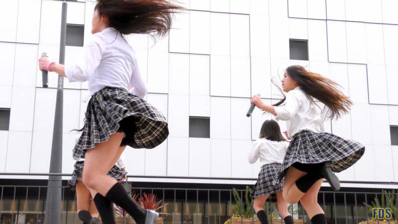 [4K] Culumi 「地獄大夫」 堺・泉州ご当地アイドル ライブ Japanese idol group 03:45
