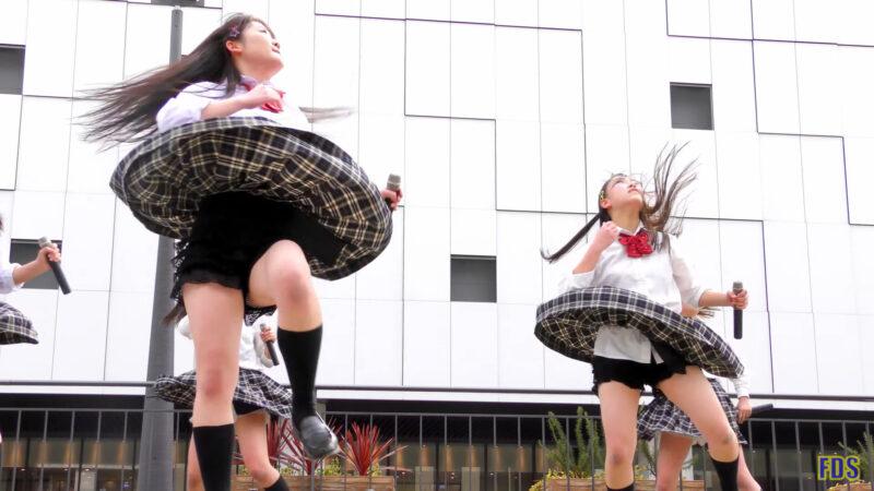 [4K] Culumi 「地獄大夫」 堺・泉州ご当地アイドル ライブ Japanese idol group 03:47