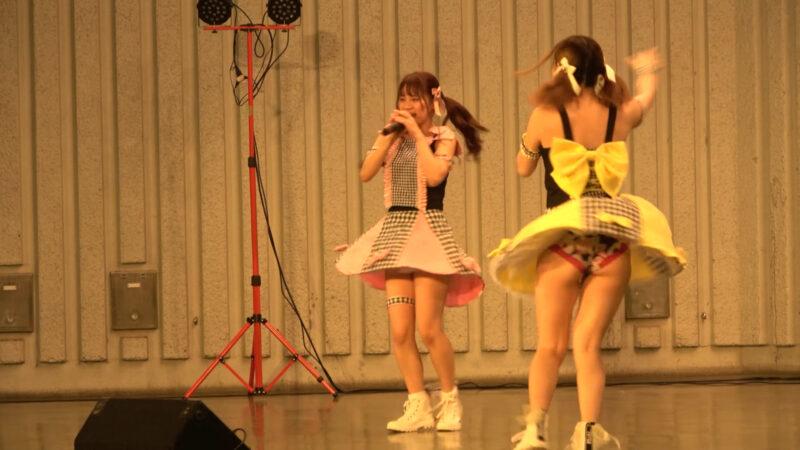 2020/11/18 てぃえるな アイドルキャンパス(上野恩賜公園野外ステージ) 07:49