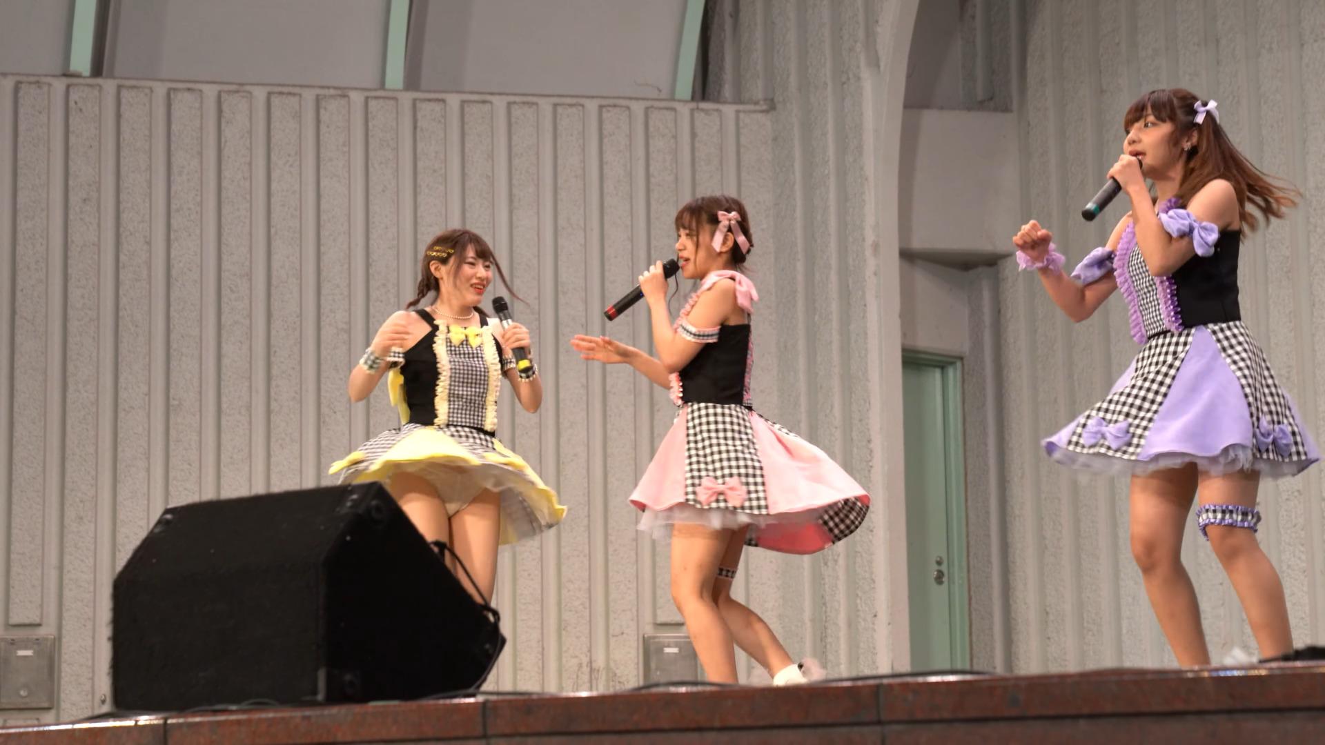 固定【4K/α7Rⅲ/2470GM】Tierna/てぃえるな(Japanese idol group)アイドルキャンパス/IdolCampus at 上野水上音楽堂 2020年10月17日(土) 08:31