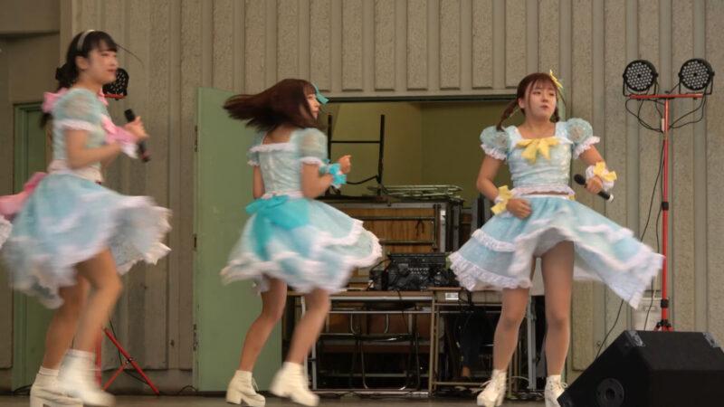 2020/12/6 ハッピースマイル♡シンデレラ アイドルキャンパス(上野恩賜公園野外ステージ) 00:58