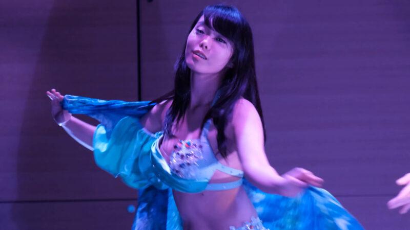 女子大生のベリーダンス③ 01:17