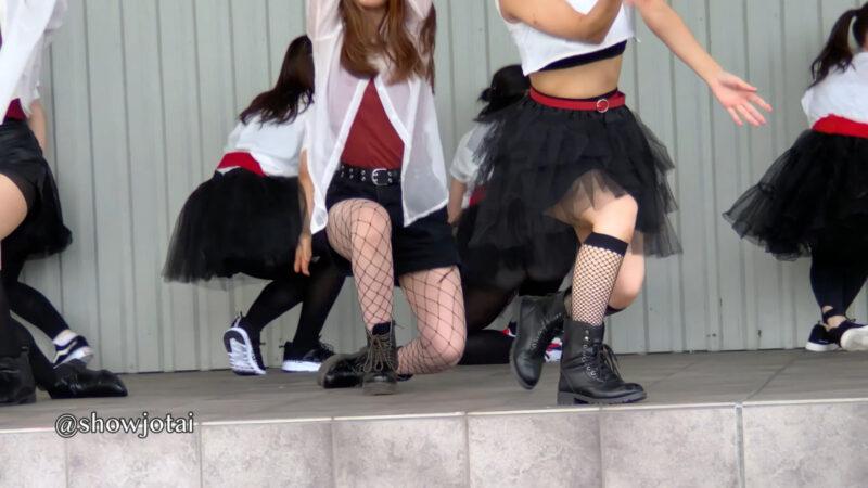 女子ダンス【美脚なお姉さんと盛り上がろう!】Japanese Girls Dance 01:59