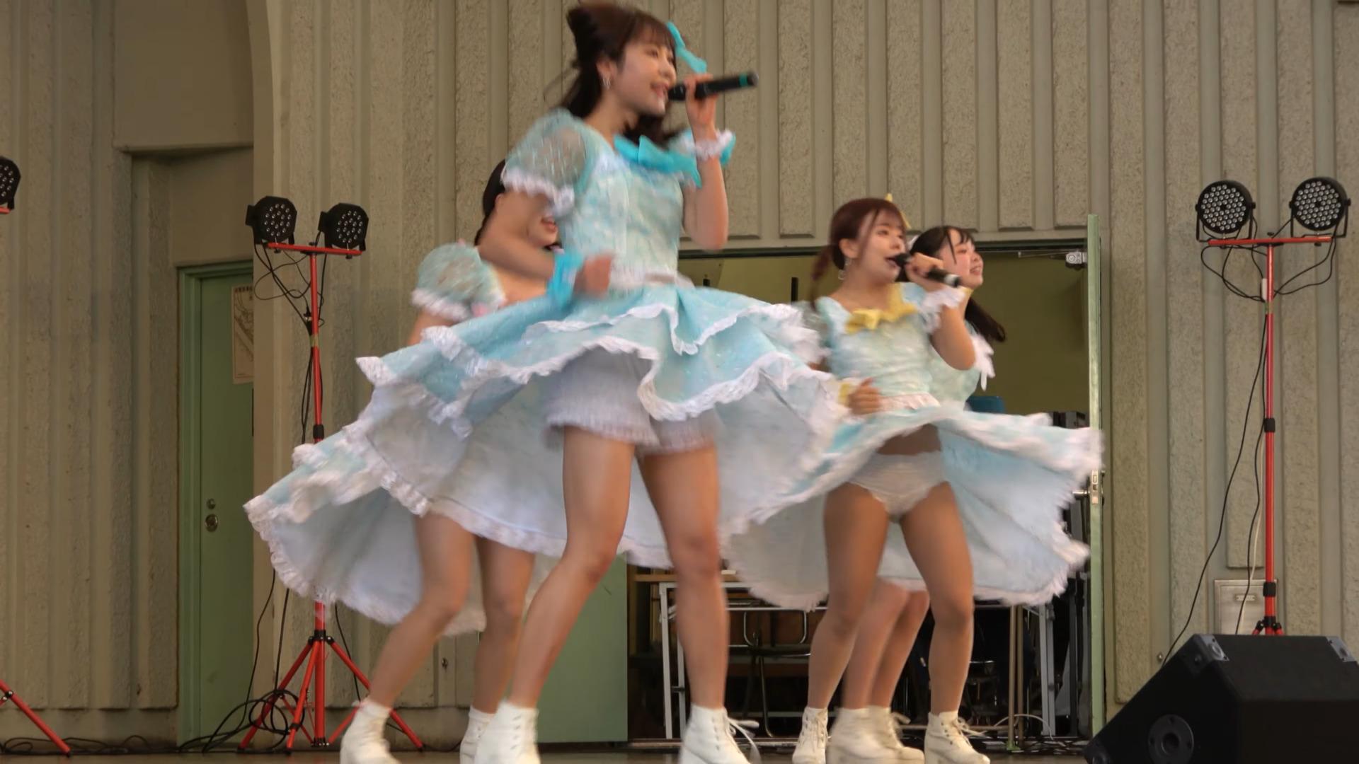 2020/12/6 ハッピースマイル♡シンデレラ アイドルキャンパス(上野恩賜公園野外ステージ) 02:02