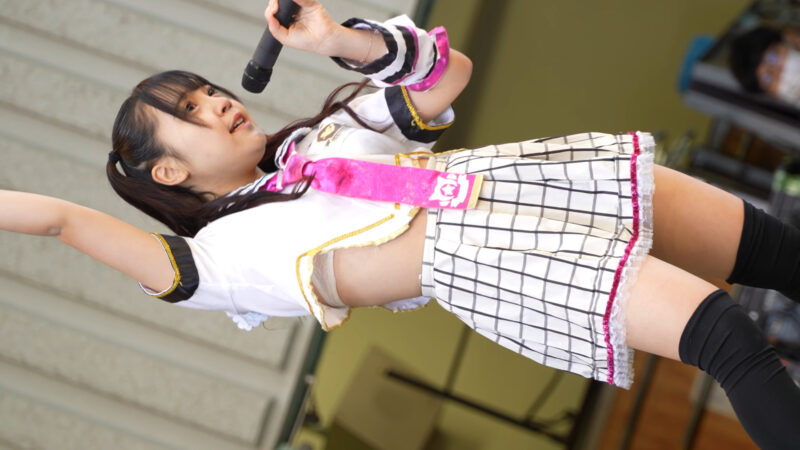 【4K/60P/a7SⅢ】YOUぱ~む idol campus vol.205~上野公園水上音楽堂編~ 2020/12/06 02:15