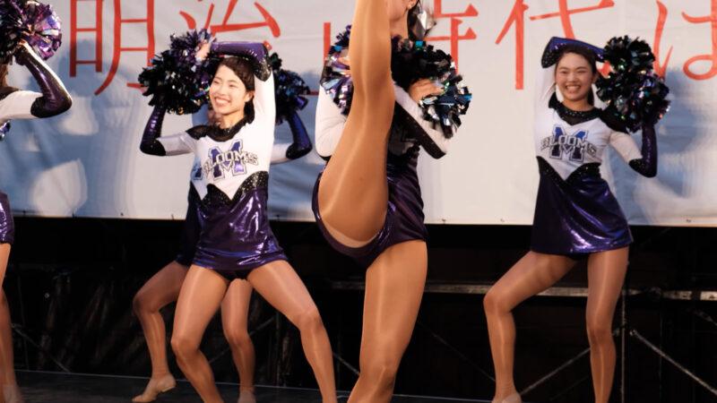 明治大学チアダンスチーム Blooms② 02:43