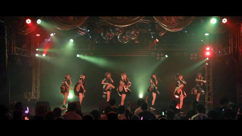 【1stワンマン】#ジューロック「史上最強うぇぽん -名古屋ver.-」@2020/8/13 名古屋ReNY limited 03:38
