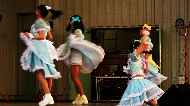 2020/12/6 ハッピースマイル♡シンデレラ アイドルキャンパス(上野恩賜公園野外ステージ) 05:17-edit