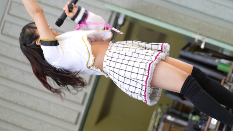 【4K/60P/a7SⅢ】YOUぱ~む idol campus vol.205~上野公園水上音楽堂編~ 2020/12/06 06:00
