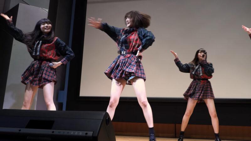 ごちゃすと[4K/60P]渋谷アイドル劇場190126 12:24