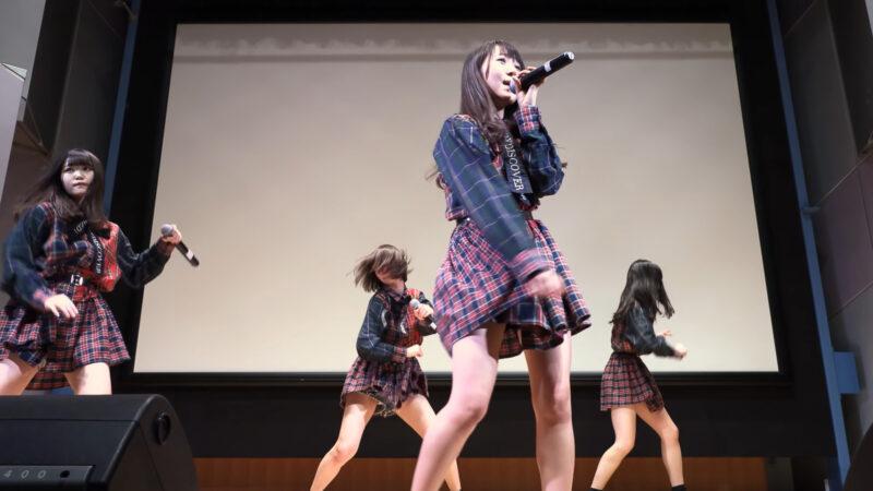 ごちゃすと[4K/60P]渋谷アイドル劇場190126 15:45