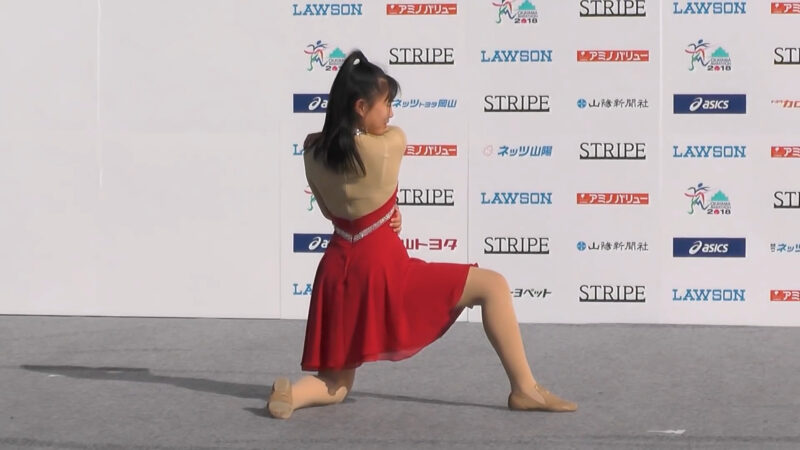 創志学園高校ダンス部 ① 00:01