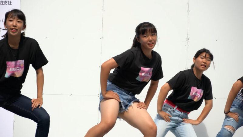✨Furusato Tanaka Mikoshi Festival 2019👧High school dance club Stage ふるさと田中みこし祭り⭐ 00:12