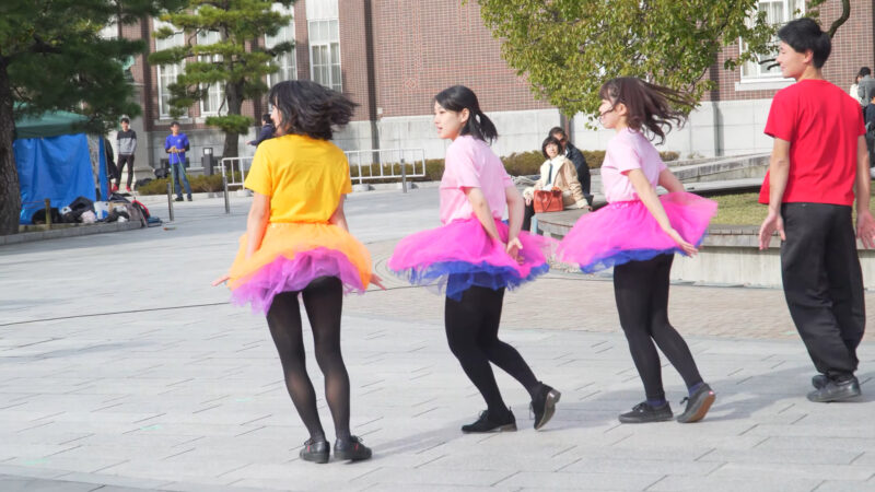 大学生ダンスサークル 00:22-002