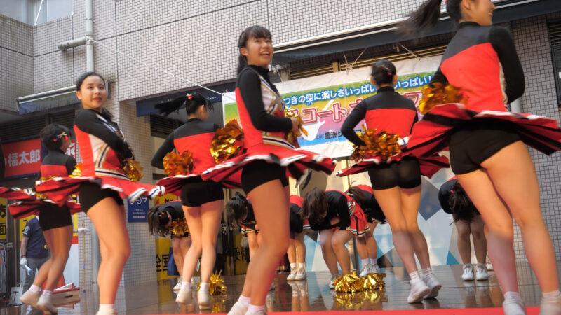 Cheerleading チア 🥜 千葉大学Lips 2018 flumpool 君に届け 🐭 00:42