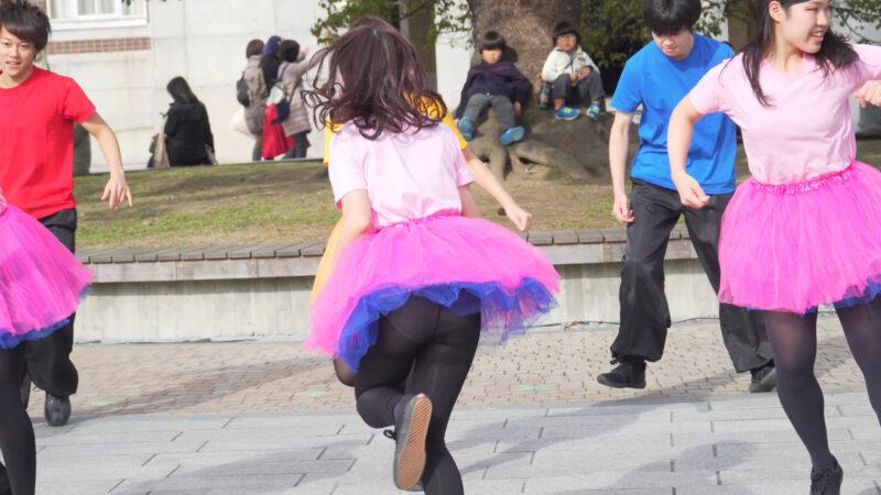 大学生ダンスサークル 00:42