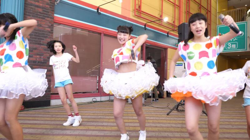 愛の葉Girls【虹色マジック】岡山ジョイポリス×IDOL合同定期公演 Vol.61 第一部 01:11