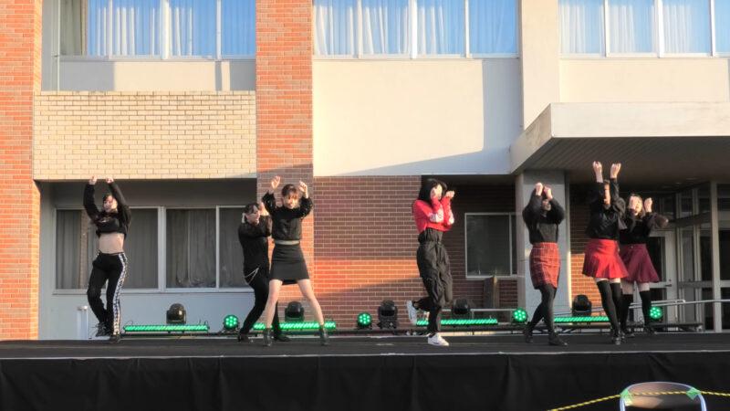 茨ダン ダンス part2 / 茨城大学学園祭・茨苑祭 01:53