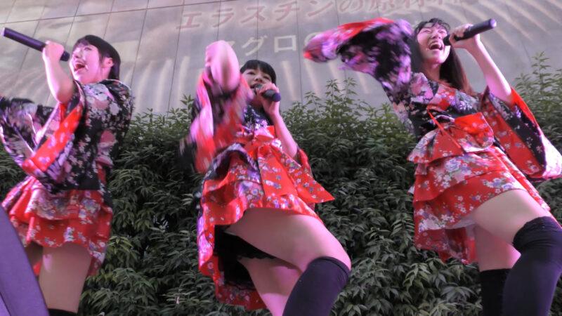 STG(センゴク・ツワモノ・ガール) 『僕らのユリイカ 』( NMB48) 02:42