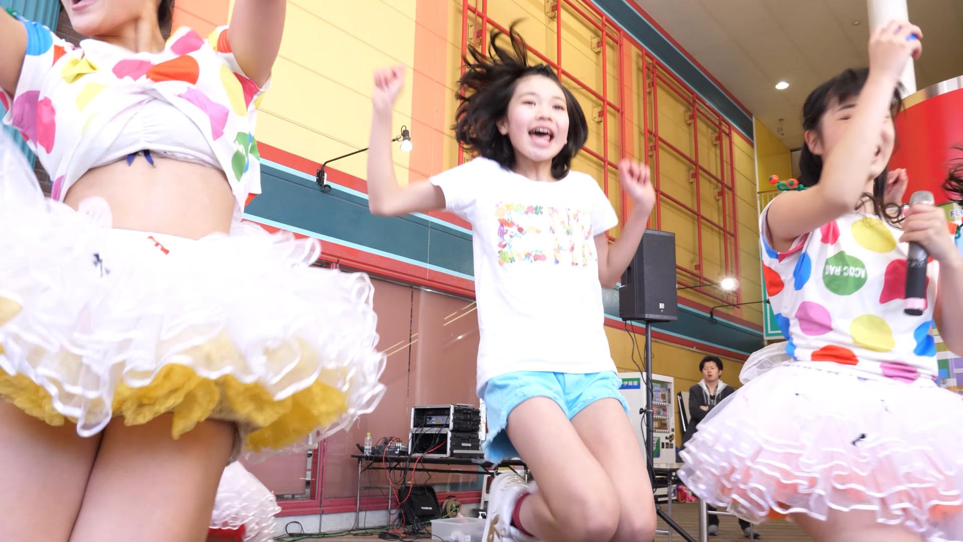 愛の葉Girls【虹色マジック】岡山ジョイポリス×IDOL合同定期公演 Vol.61 第一部 03:38