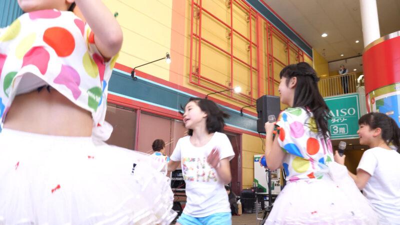 愛の葉Girls【虹色マジック】岡山ジョイポリス×IDOL合同定期公演 Vol.61 第一部 03:39