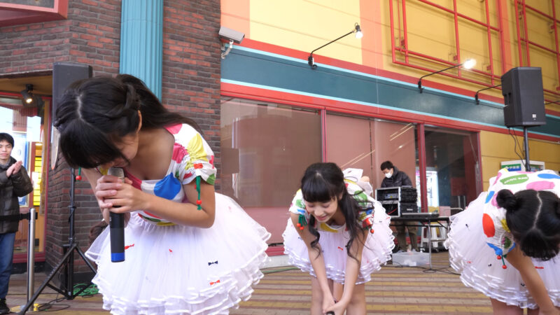 愛の葉Girls【虹色マジック】岡山ジョイポリス×IDOL合同定期公演 Vol.61 第一部 03:52