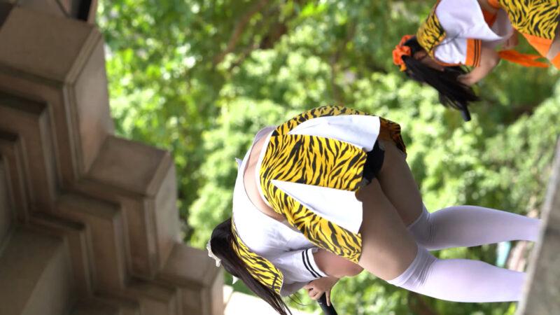 "【4K/α7ⅲ/70200GM】百鬼乙女(Japanese idol group ""Hyakki Otome"")アイドルキャンパス/Idol Campus 日比谷公園小音楽堂 2020年8月2日(日) 06:20"