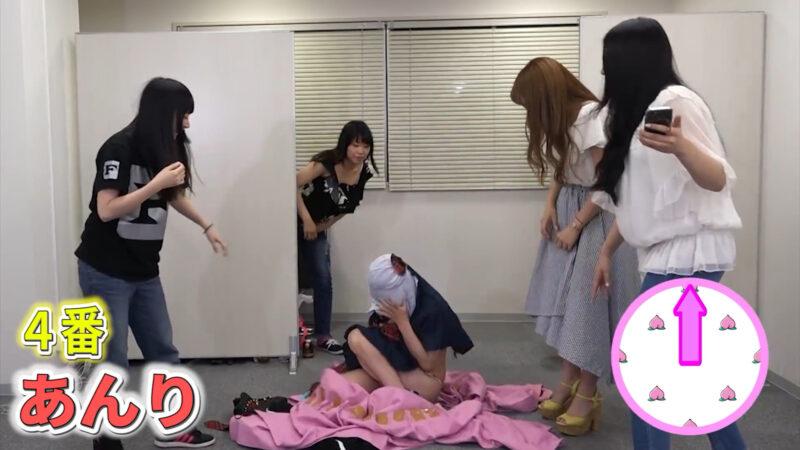 【放送事故】大阪最強地下アイドルが早着がえをやったら見えてしまった【TEN6】 08:28