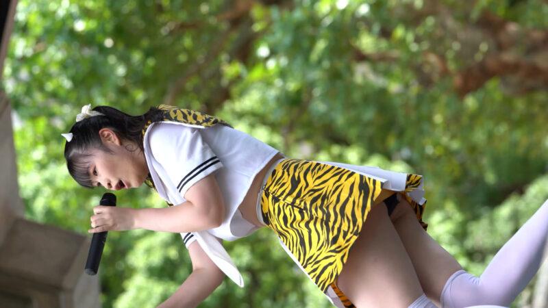 "【4K/α7ⅲ/70200GM】百鬼乙女(Japanese idol group ""Hyakki Otome"")アイドルキャンパス/Idol Campus 日比谷公園小音楽堂 2020年8月2日(日) 11:24"